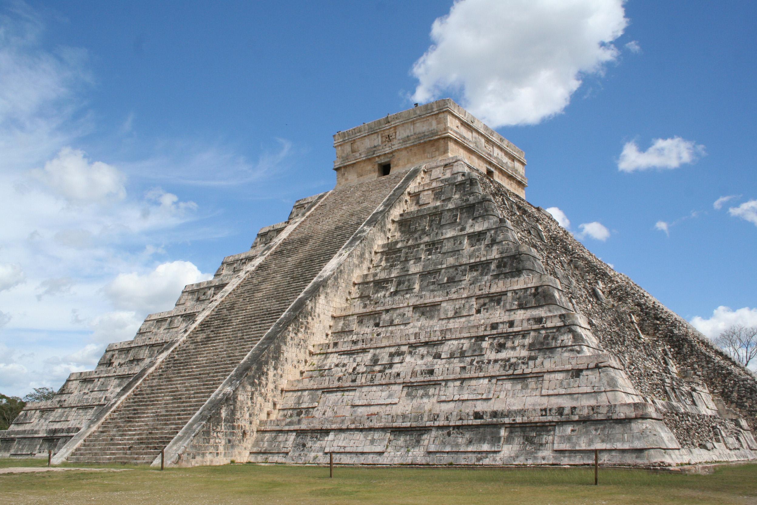 Pirámide Kukulcán