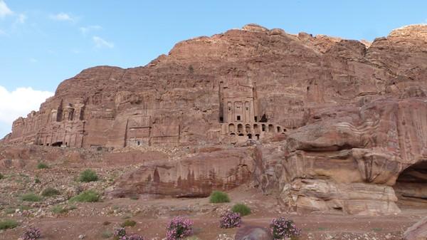 Tumbas reales en Petra