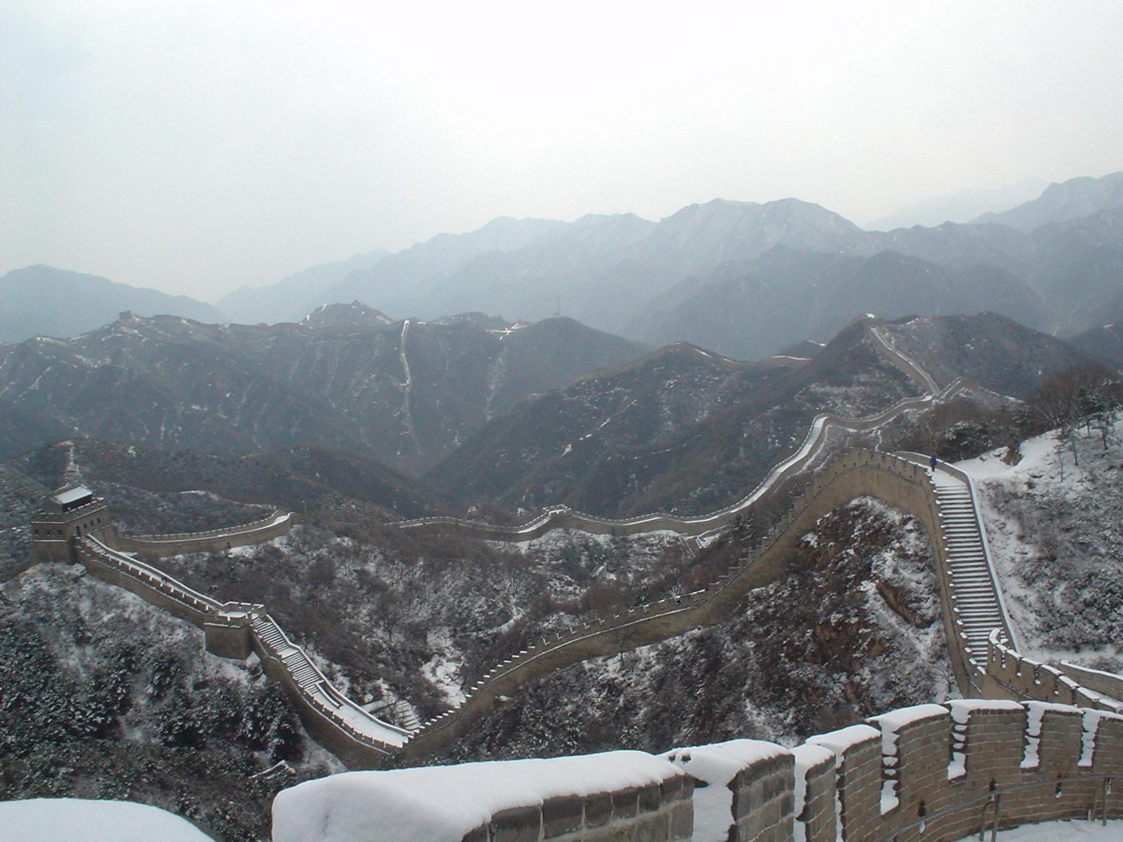 Muralla nevada