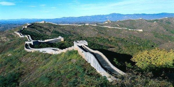 Historia de la Muralla China