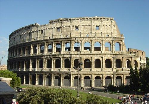 Historia Del Coliseo 21 Wonders
