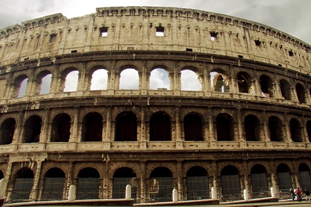 Perspectiva Coliseo