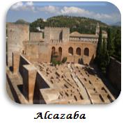La Alcazaba de la Alhambra