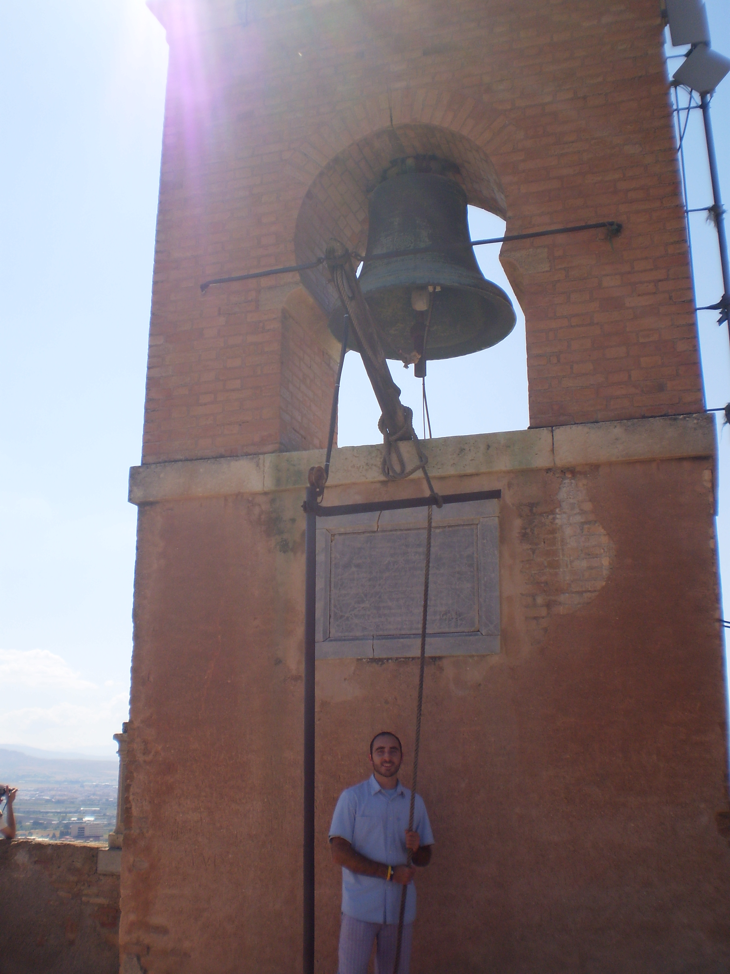 Campana de la Torre de la Vela