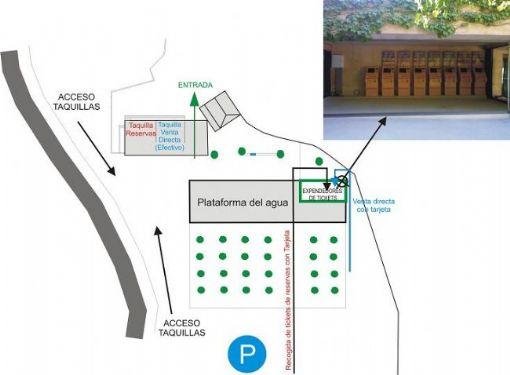 Taquillas Alhambra