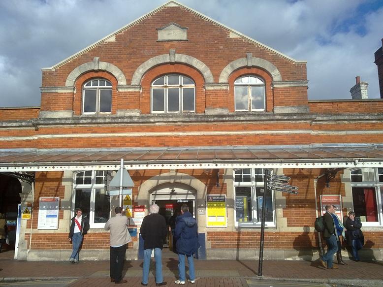 Estación Tren Salisbury
