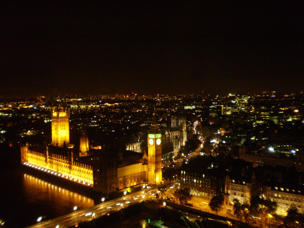 Vista desde London Eye