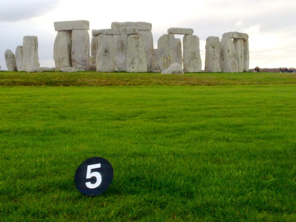 Punto 5 Stonehenge