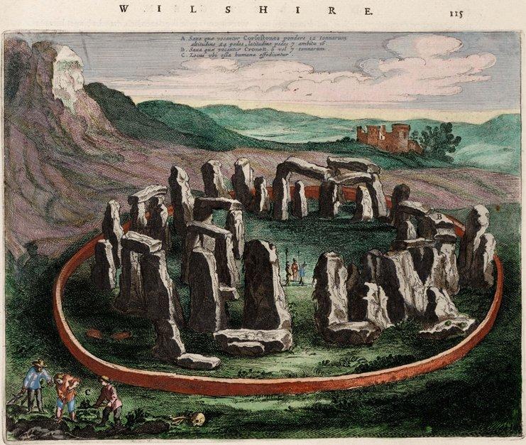 Stonehenge_Antiguedad