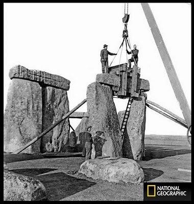 Stonehenge_Fake