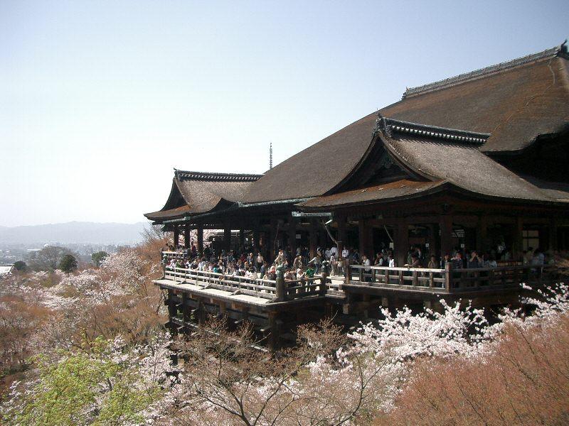 Templo de Kiyomizudera