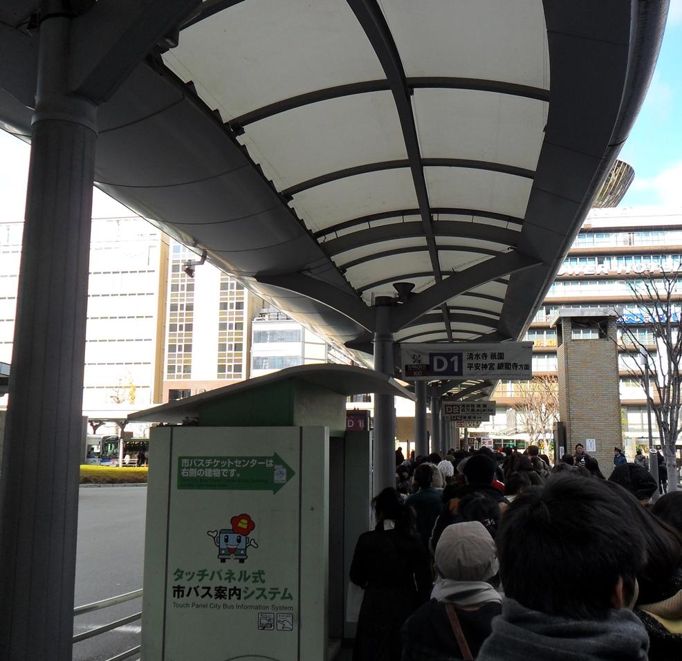 Parada Bus Kyoto