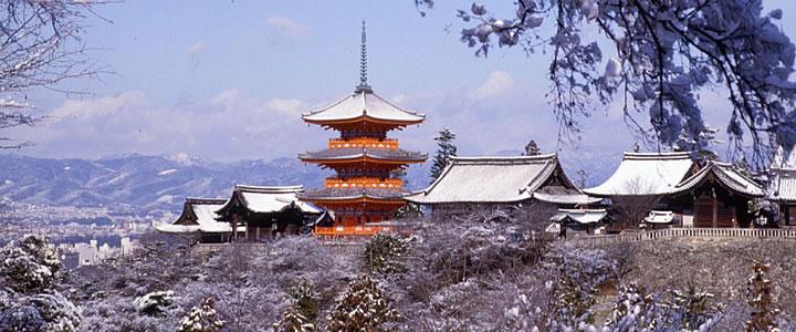 Kiyomizu-dera Winter