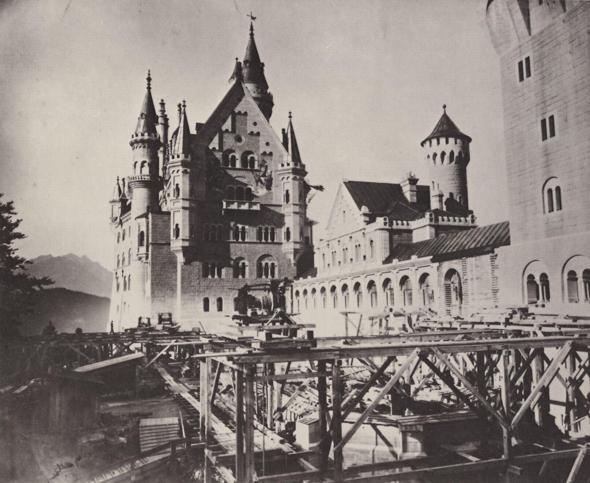 Historia Neuschwanstein