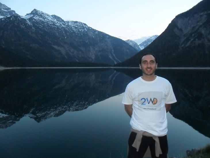 21W en el lago Plansee