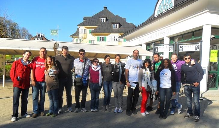 Grupo 21W Entrada Neuschwanstein