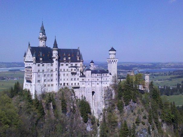 Un día en el Castillo de Neuschwanstein