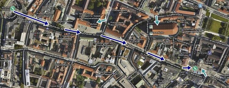 Plan de viaje por Alemania (Munich, Dachau, Neuschwanstein y la ruta romántica)