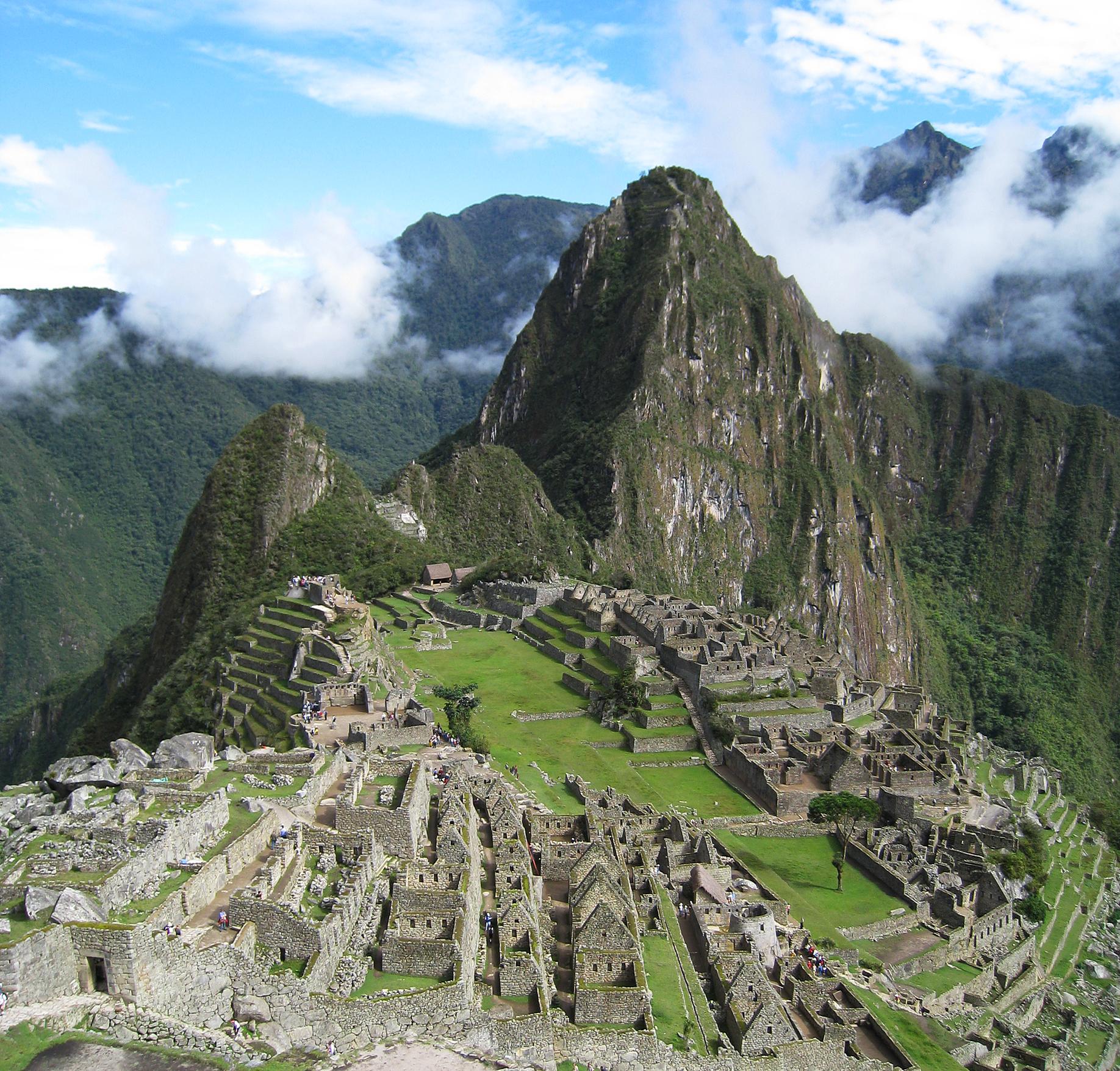 La Maravilla de Machu Picchu