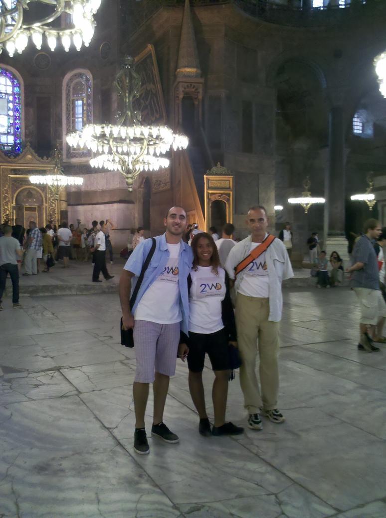 21W en Santa Sofia