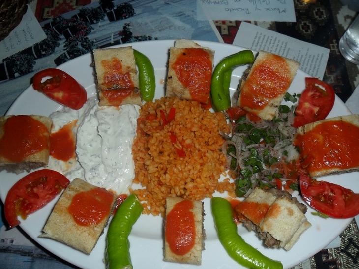 Plato tipico turco