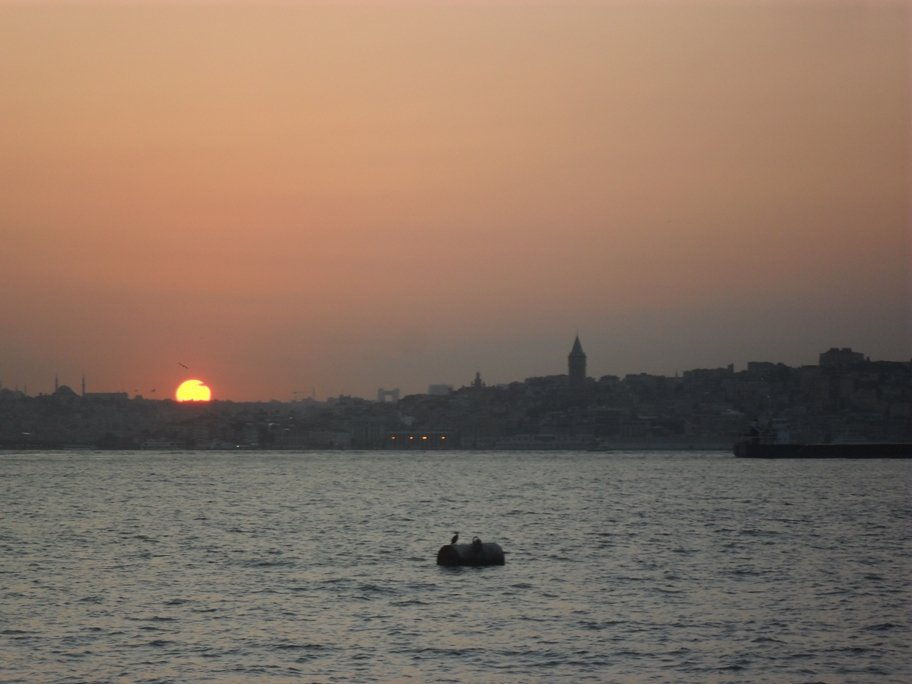 Puesta de Sol desde Harem
