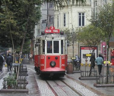 Tranvia Nostalgia Estambul