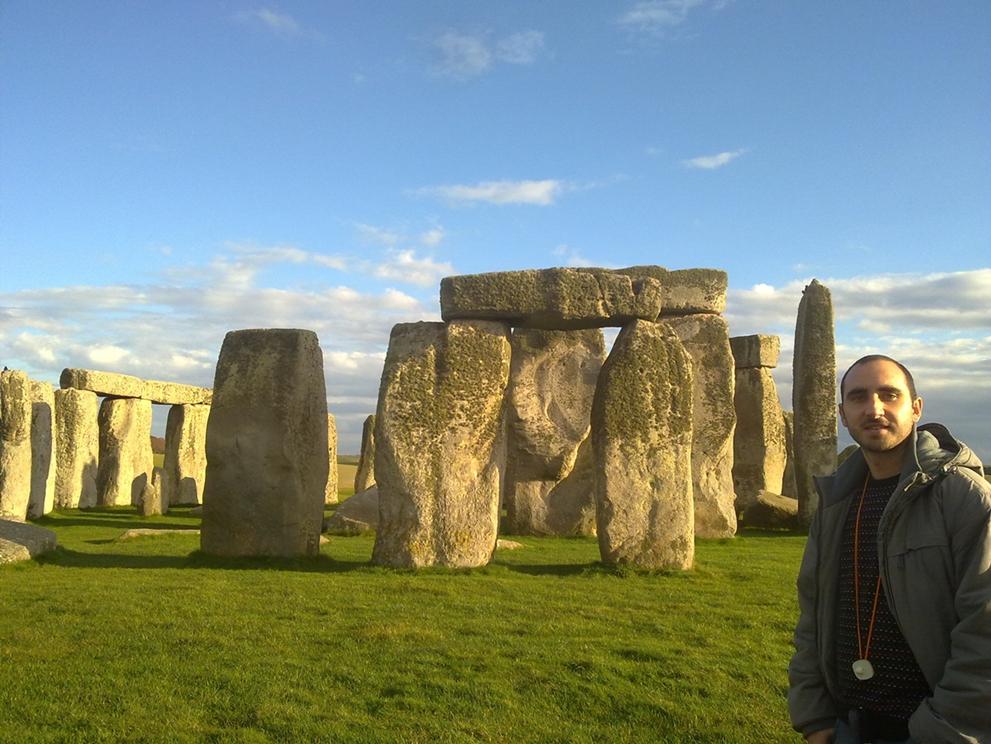 21W en Stonehenge