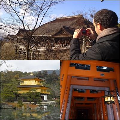 Momentos especiales e inolvidables en Kioto
