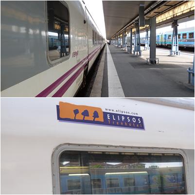 Tren Elipsos
