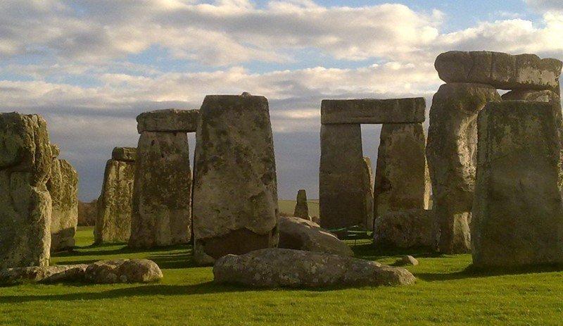 Un día en Stonehenge
