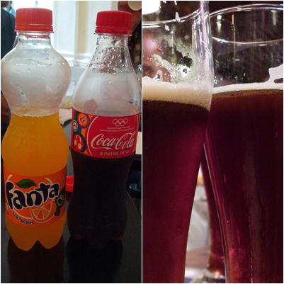 Bebida en Rusia