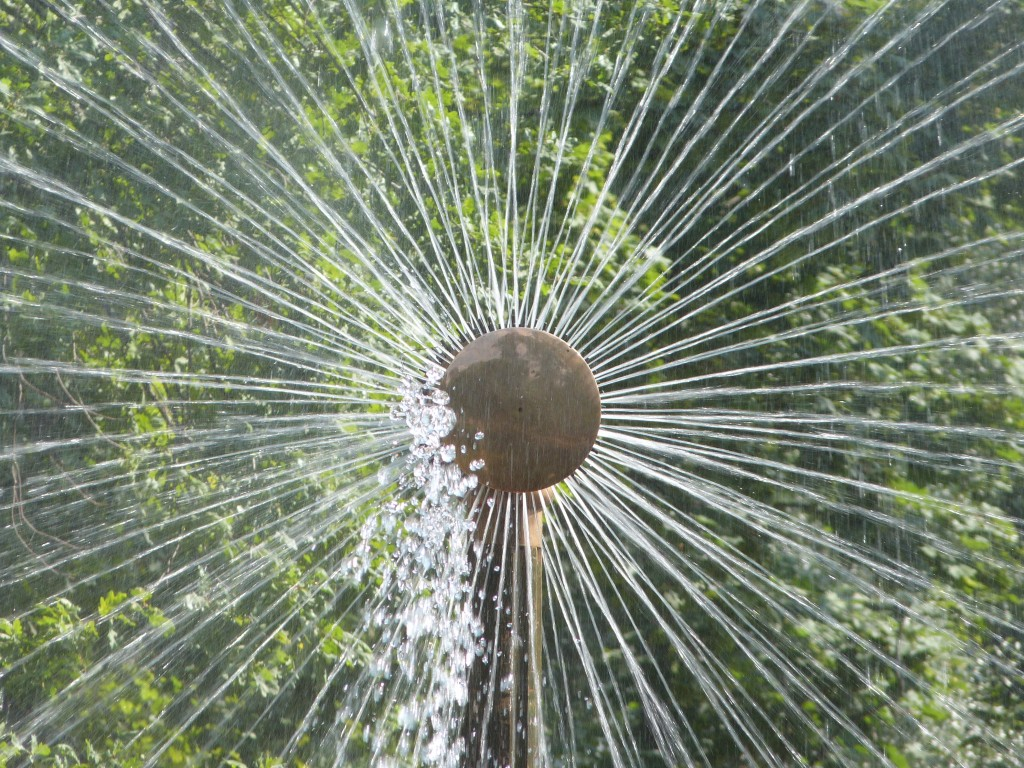 Fuente Girasol en Peterhof