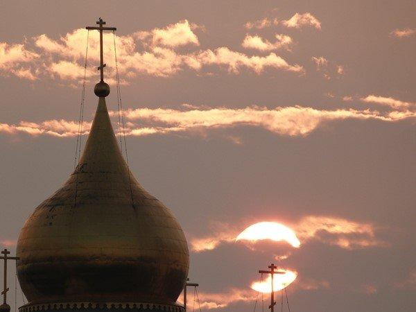 Puesta de Sol en Moscú
