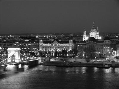 Budapest Navidad 2011
