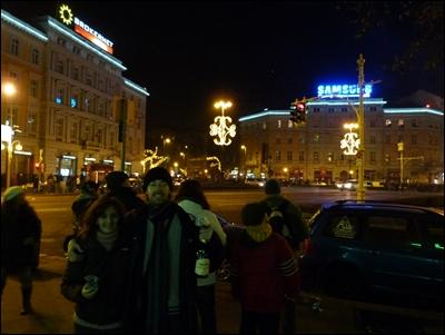 Nochevieja - Budapest 2011