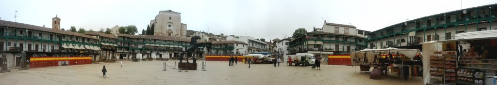 Panoramica de Chinchon