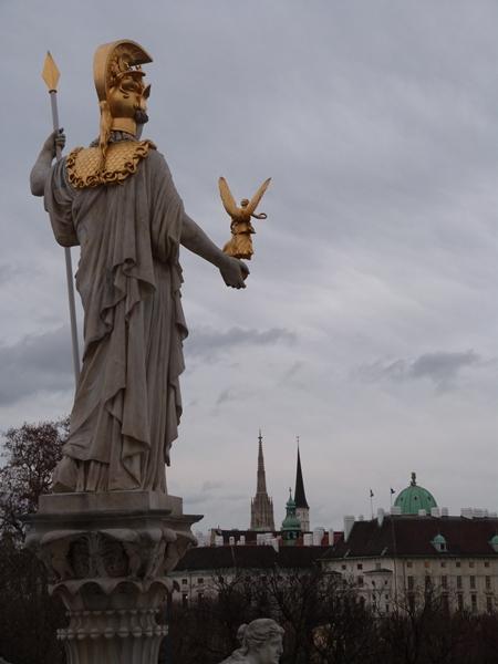 Mirando hacia Viena