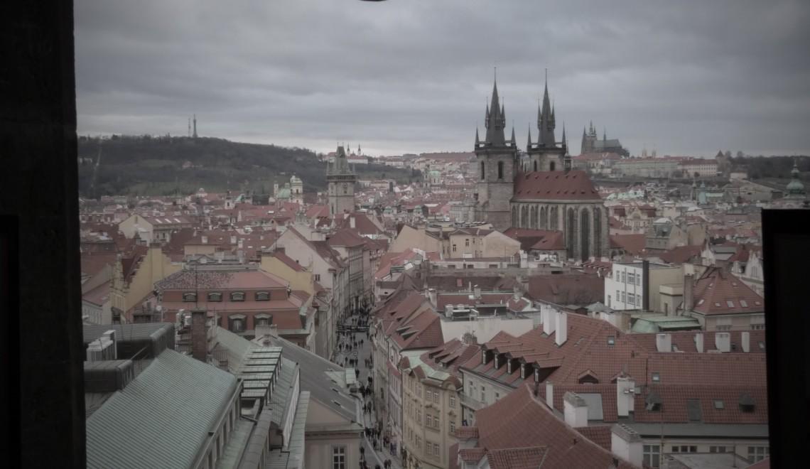 Vistas desde la Torre de la Pólvora