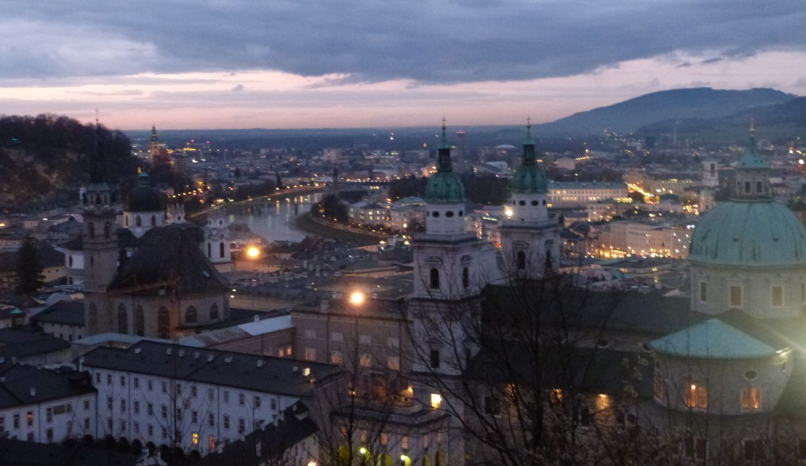 Hora Azul en Salzburgo