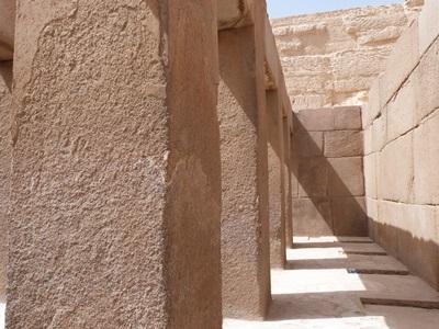 Interior del Templo del Valle
