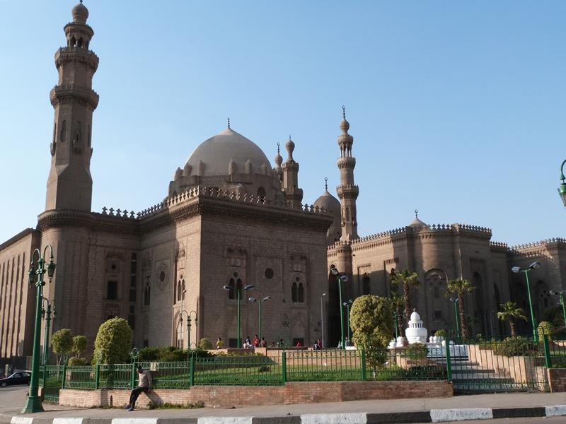 Mezquita de Sultan Hassan