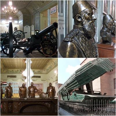 Museo Nacional Militar - El Cairo