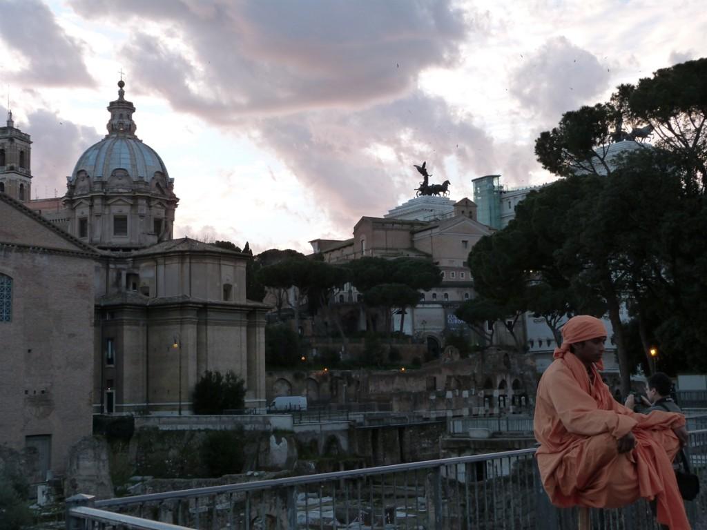 La Roma más clásica y actual