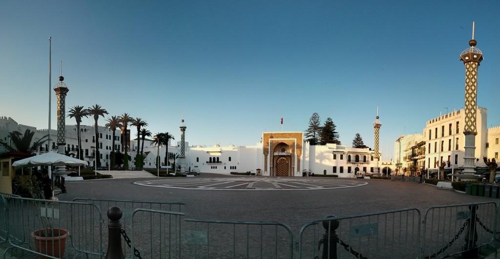 Plaza de Hassan II - Tetuán
