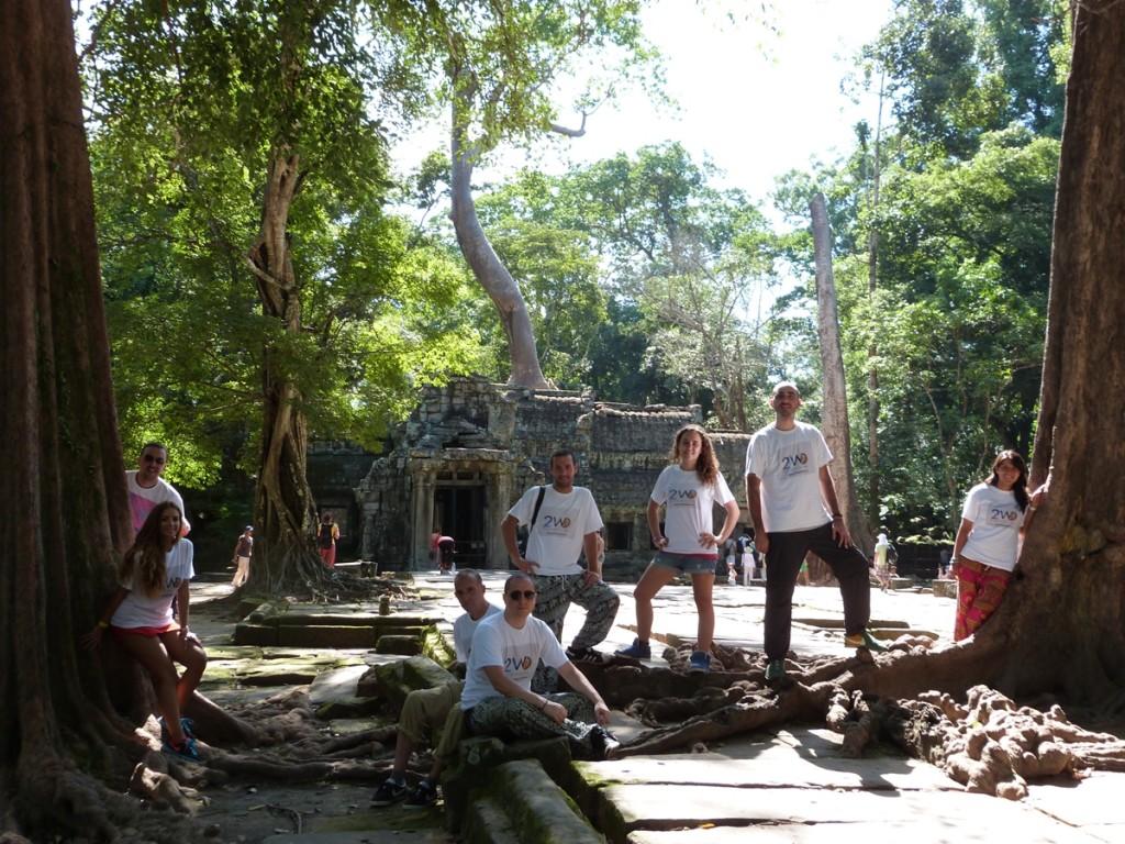 21W en Angkor