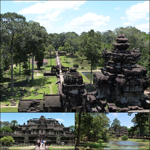Templo de Baphuon - Angkor