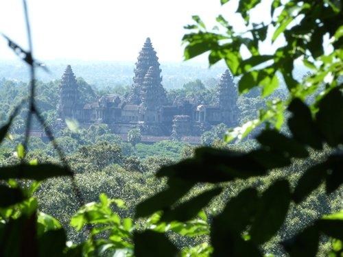 Un día en Angkor