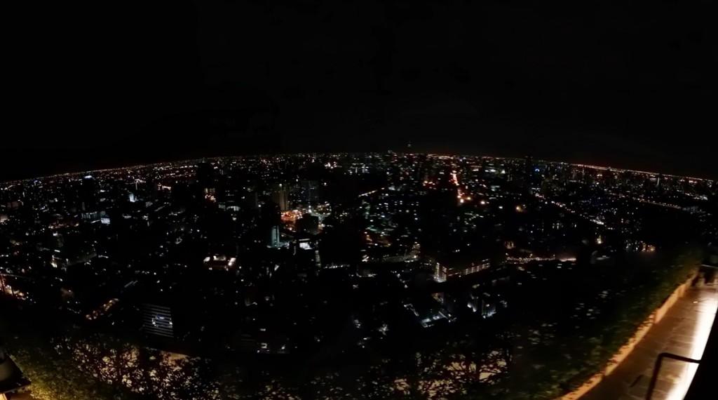 Bangkok desde el Moon Bar