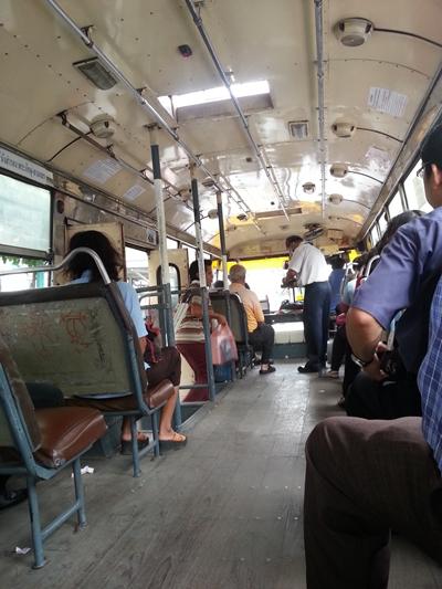 Autobus en Bangkok